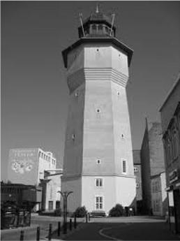 Vandtårn Nykøbing Falster